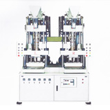 NSK-222,Two Color Vertical Type Semi-Automatic Plastic Injection Moulding Machine