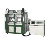 NSK-322,Two Color Vertical Type Automatic Plastic Injection Moulding Machine