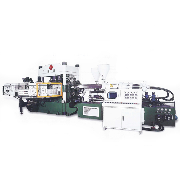 NSK-375-2C,Two Color Rotary Type Rain Boots Automatic Injection Moulding Machine